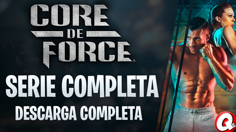 Core de Force MMA Workout | Serie Completa | Full | 2020