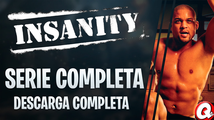 Insanity Workout Deluxe | Serie Completa | Full | 2020