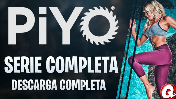 PiYo Workout Deluxe | Serie Completa | Full | 2020