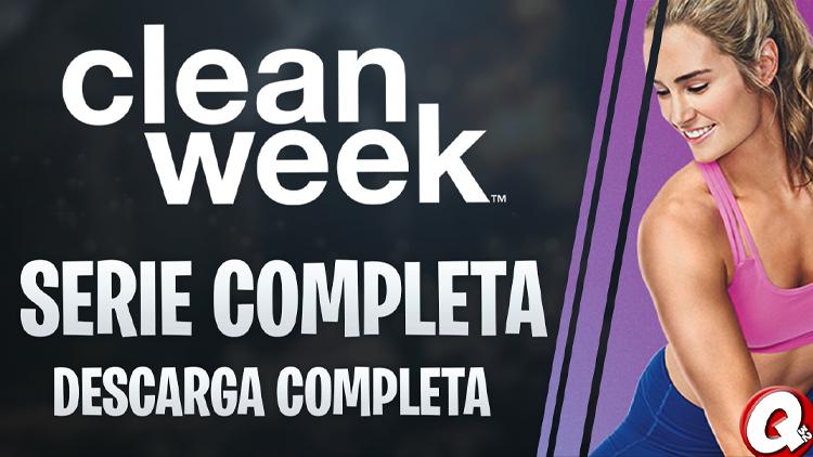 Clean Week | Serie Completa | Full | 2020
